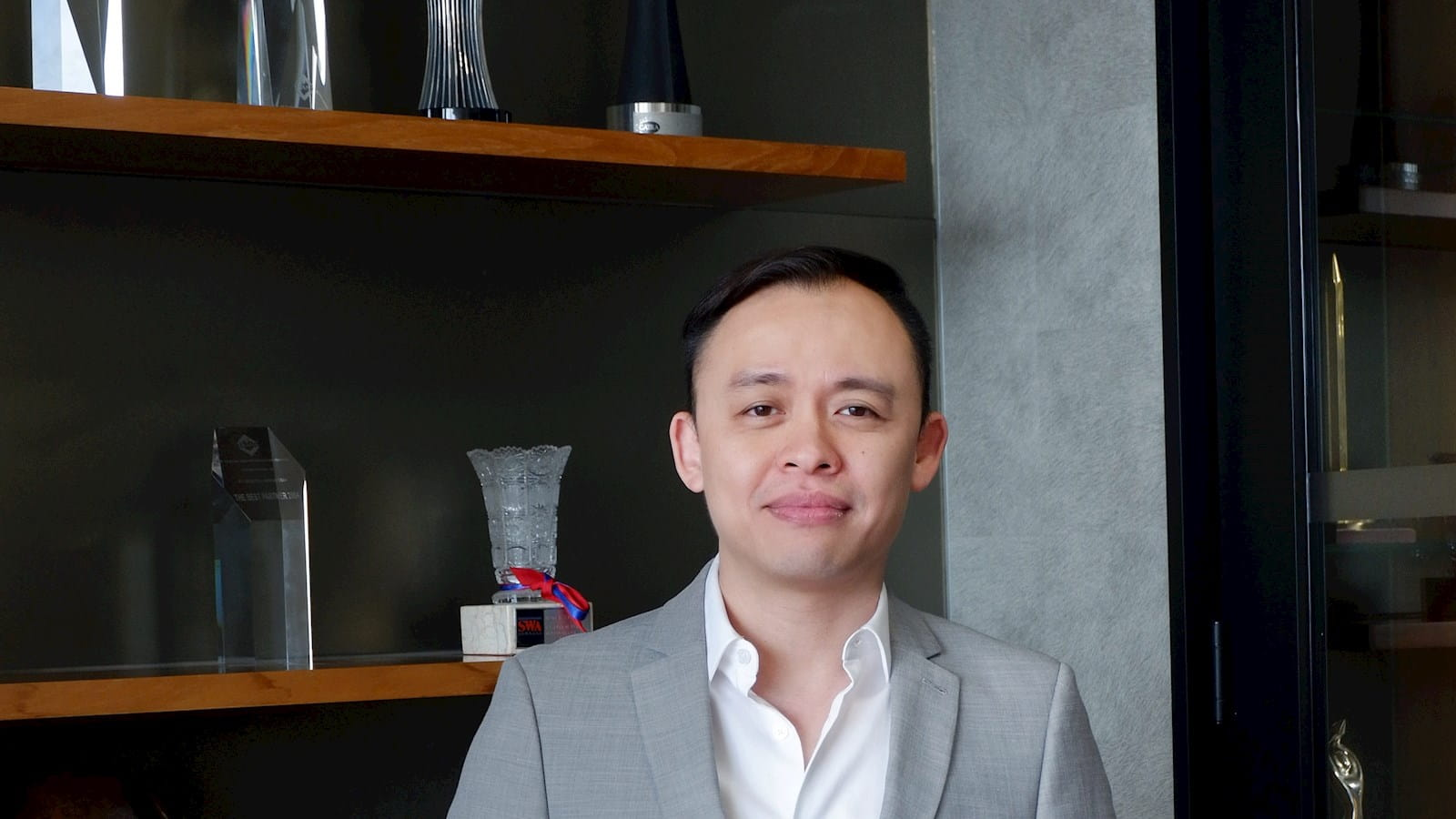 Arshad Rahman as Chief Operating Officer of iProspect Indonesia