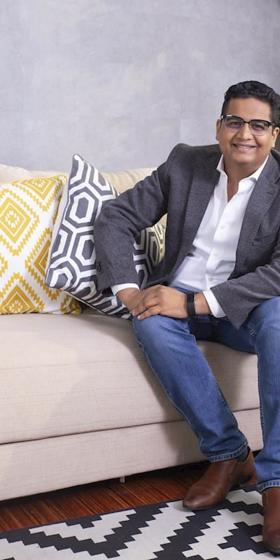 Rahul Nambiar as Chief Executive Officer of iProspect Indonesia