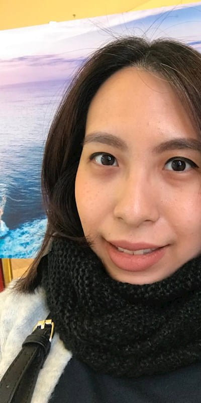 Renata Pratiwi as Senior Account Manager of iProspect Indonesia