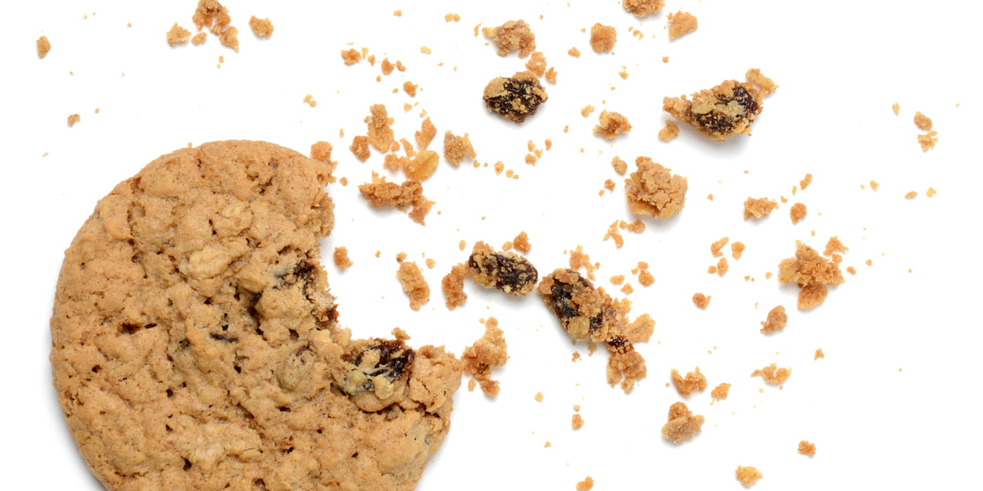 Nothing Lasts Forever Especially In >> What to do when the cookie crumbles | iProspect Blog