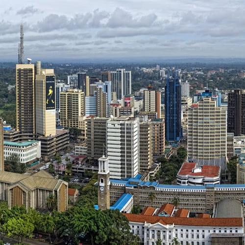 iProspect - Nairobi, Kenya
