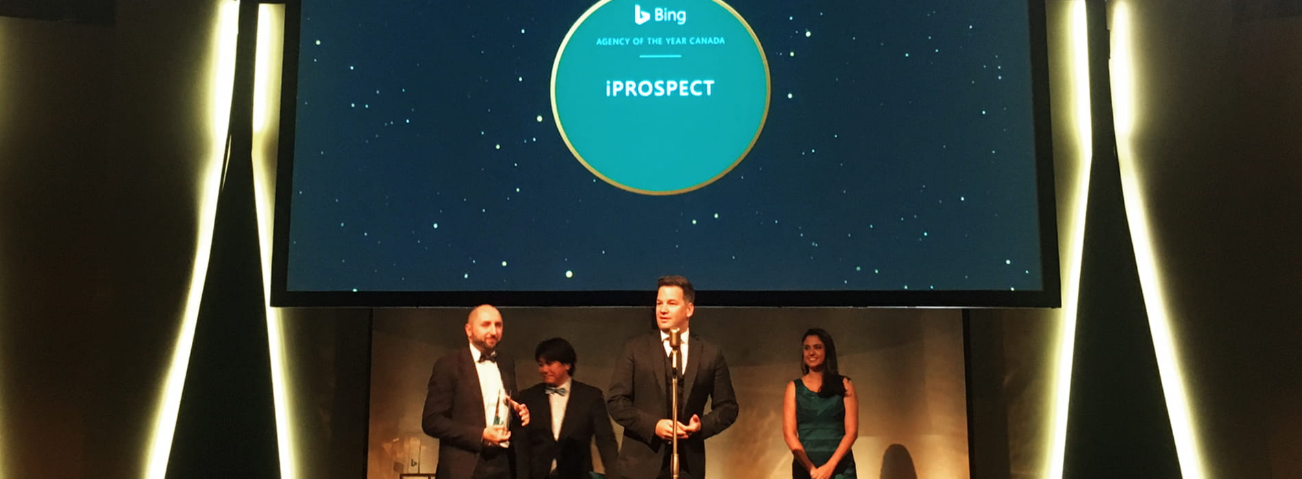Bing Agency Awards - iProspect Canada Agency of the Year
