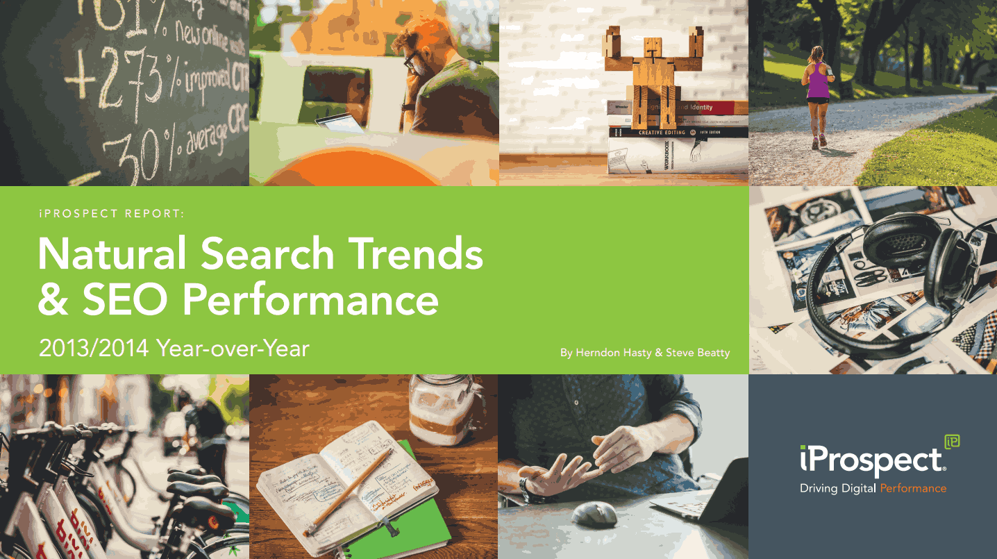 natural search trends and seo performance iprospect insights