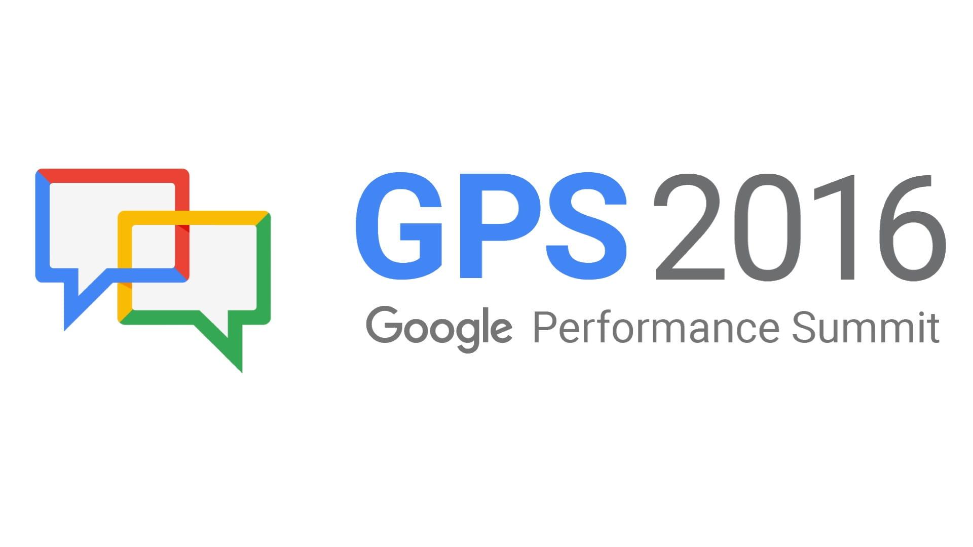 Google Performance Summit 2016: Sådan vinder du i en mobile-first verden