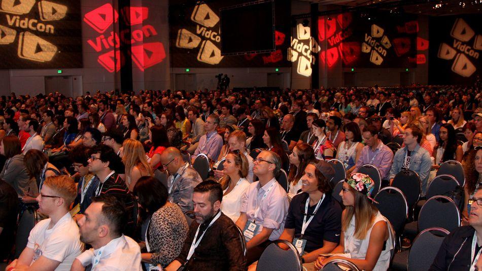 VidCon konferencen er mere end YouTube