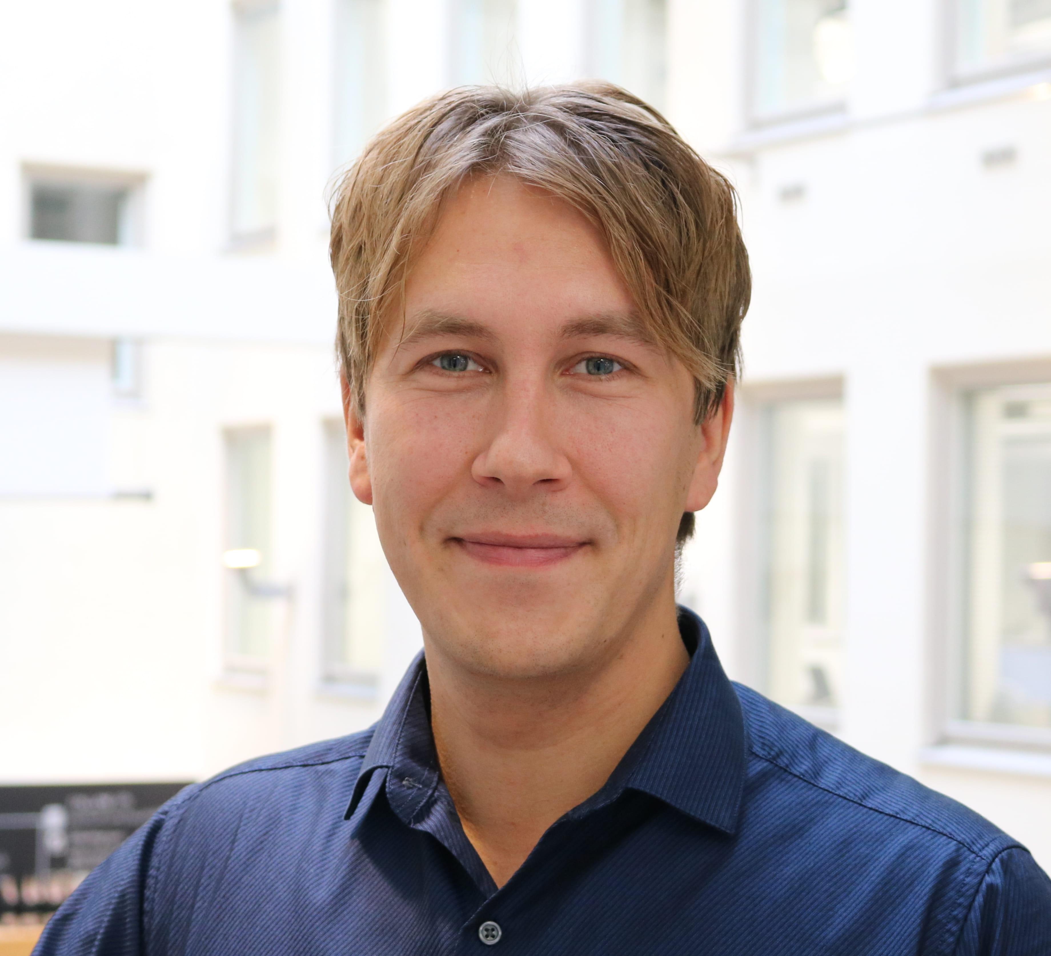 Arto Hasu, Dentsu Aegis network, Head of Analytics