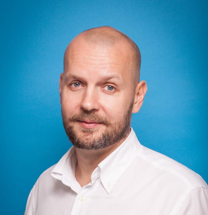 iProspectin strategiajohtaja Sami Mäkelä