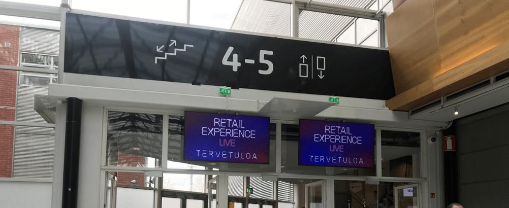 Retail Experience -messut markkinoinnin näkövinkkelistä