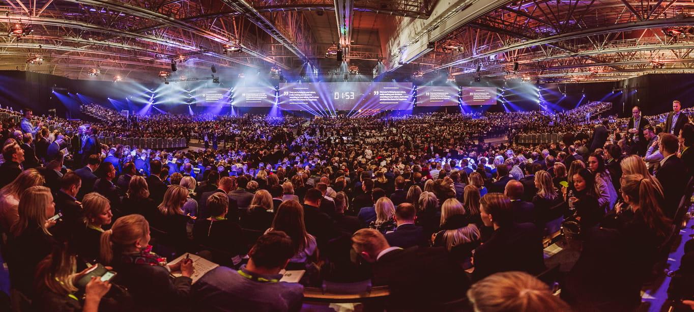 Innovointi teemana tämän vuoden Nordic Business Forum-tapahtumassa