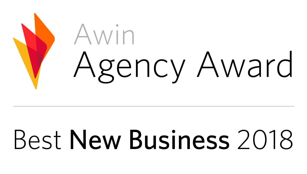 "explido»iProspect gewinnt AWIN ""Best New Business"" Award 2018"