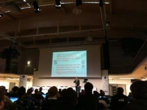 Vortrag von Bastian Grimm