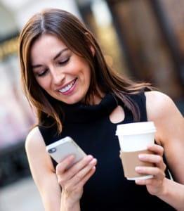 Mobile Webtexte leserfreundlich aufbauen