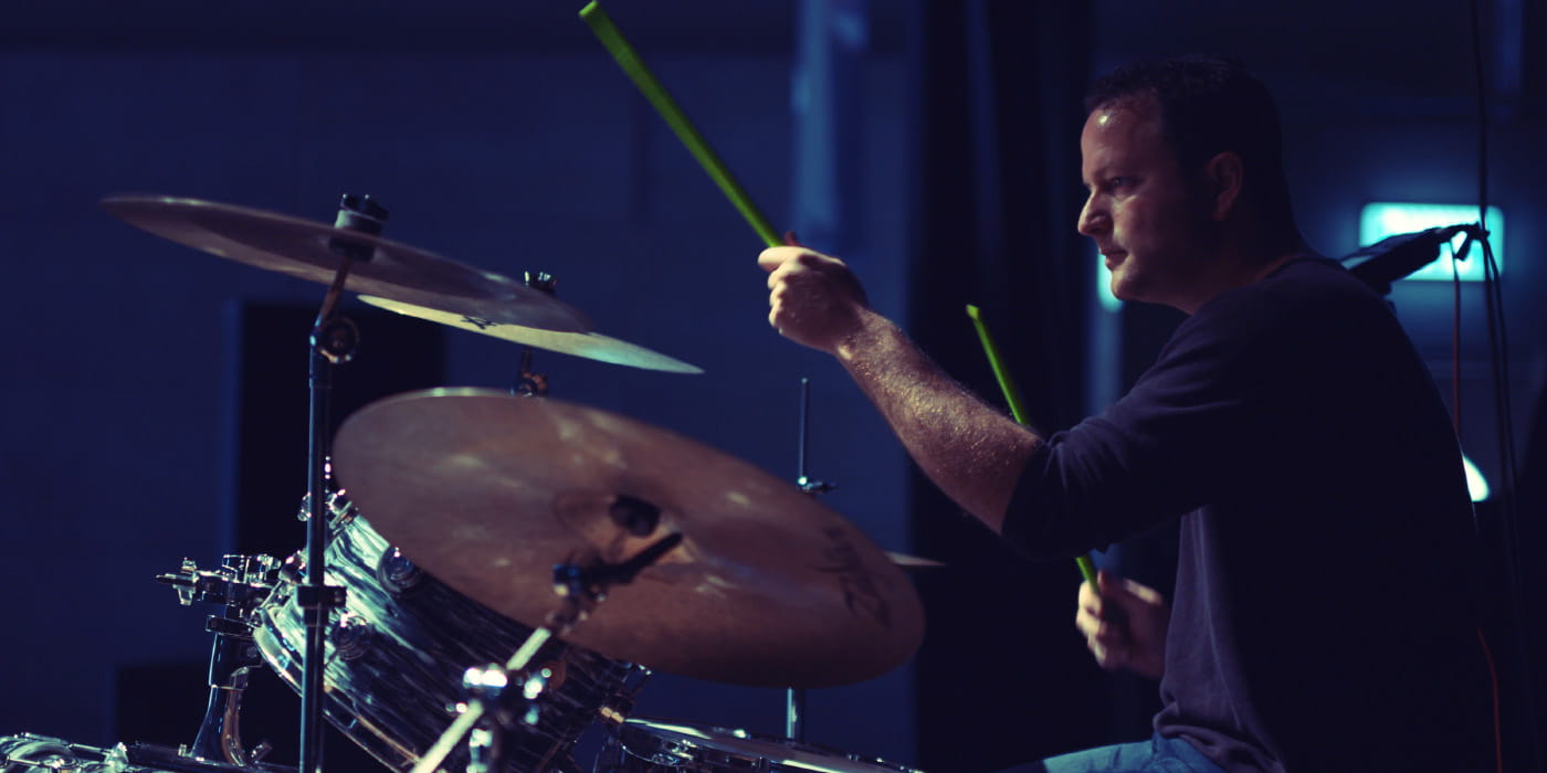 """That's The Magic That Makes it Enjoyable."" In today's challenging digital world, CEO Gil Jones knows it's his team that keeps him one step ahead. - Gil Jones, Drummer, Israel"
