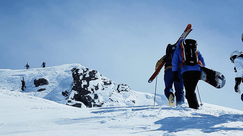 Prendre de la hauteur depuis le sommet d'une montagne en France permet à Philippe Seignol de trouver de nouvelles perspectives lorsqu'il s'intéresse à une région comme l'Amérique latine.– Philippe Seignol, Skieur, Amérique latine