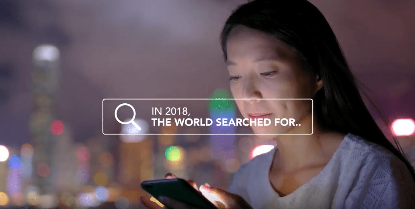 In 2018 zocht de wereld, en wij ook. Kijk terug op een jaar dat niet is gestopt.