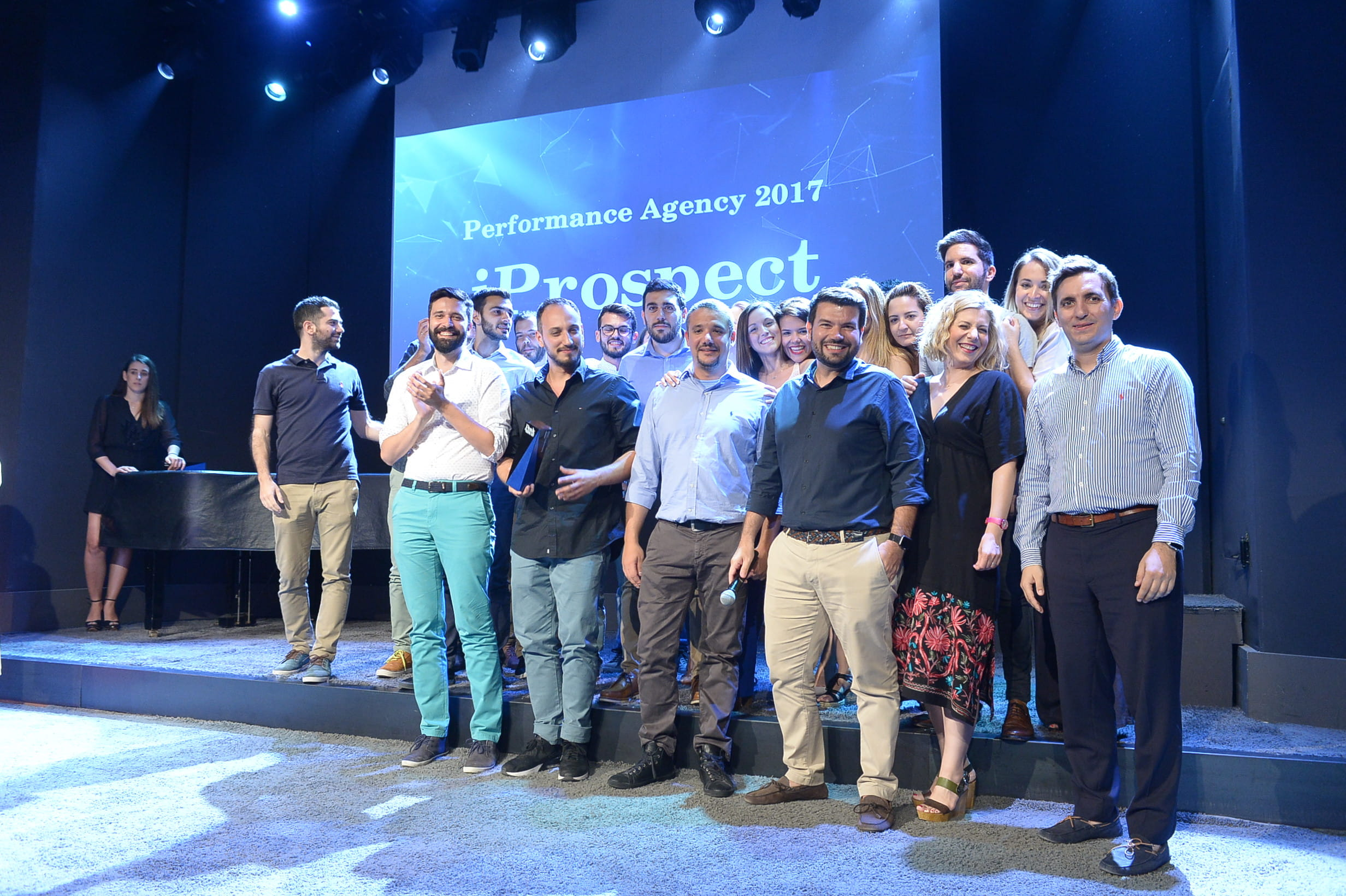 iProspect Greece Wins Agency of the Year at Inaugural Peak Performance Marketing Awards