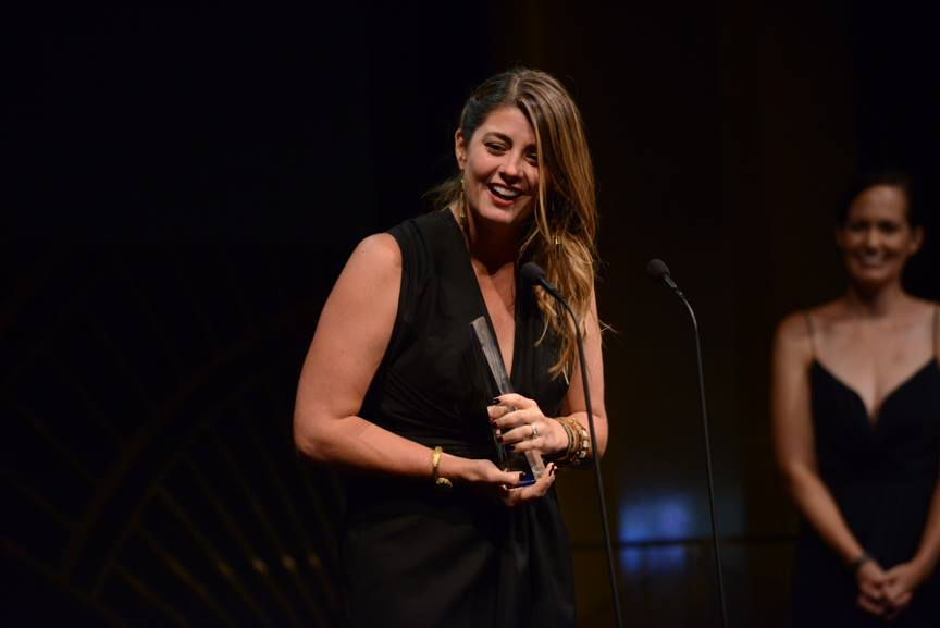 Bing Awards iProspect Global CMO and President of the Americas, Misty Locke, Lifetime Achievement Accolade