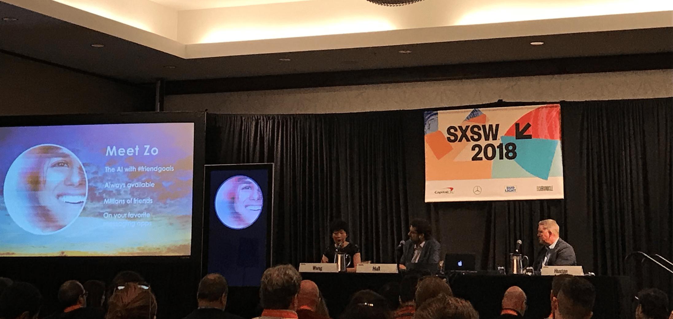 iProspect Brings AI to SxSW