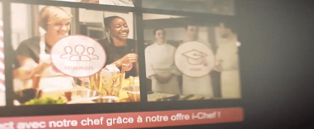 パートナーの分析プラットフォームから得たインサイトを使用することで、ユーザーの認識を改善。Atelier des Chefsのサイトとのエンゲージメントを向上させることに成功しました
