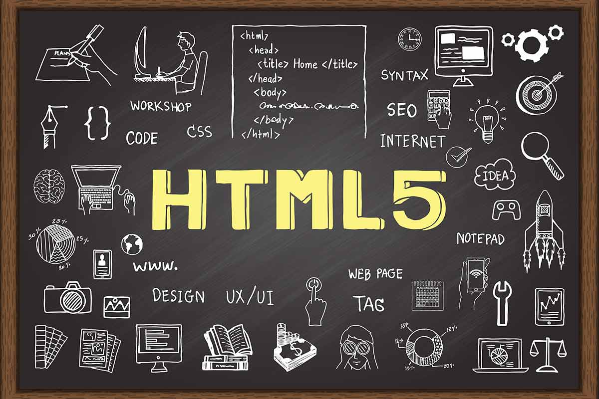 What is HTML5 & how is it useful?