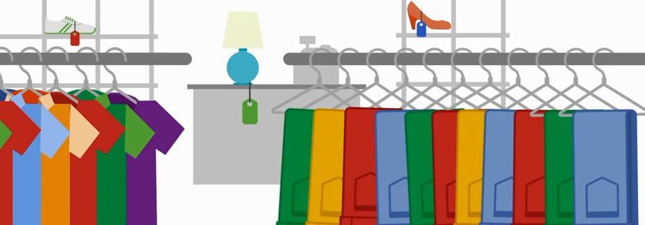 Google Shopping Ireland