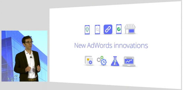 Step inside Google Adwords