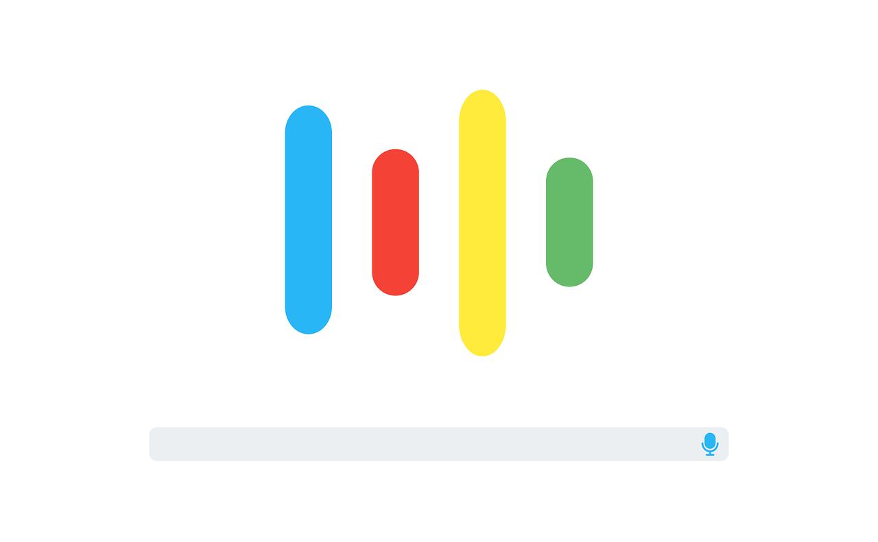 Voice Search via Google