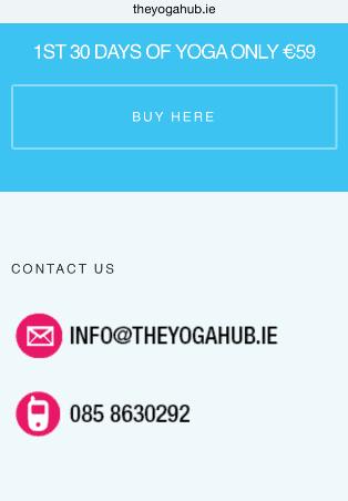 Yogu Hub Website