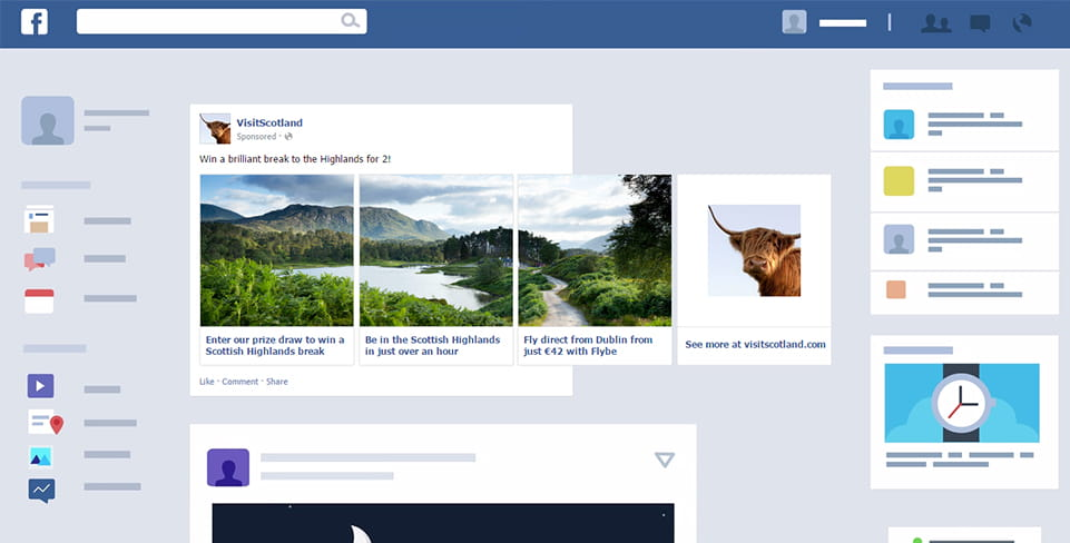 social ecommerce on facebook