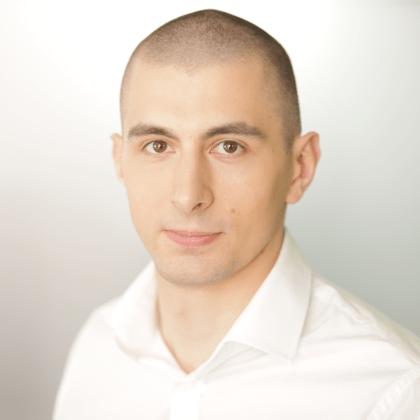 Aleksandrs Pasters Head of iProspect Latvia