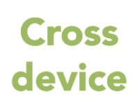 Cross device