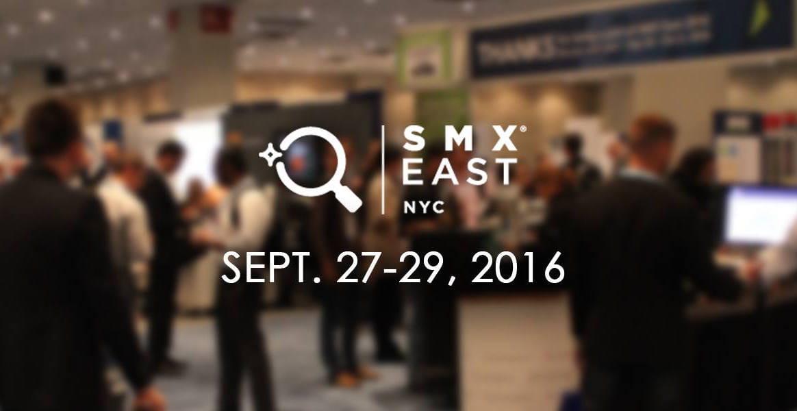 SMX East 2016 – Nyheter fra Google