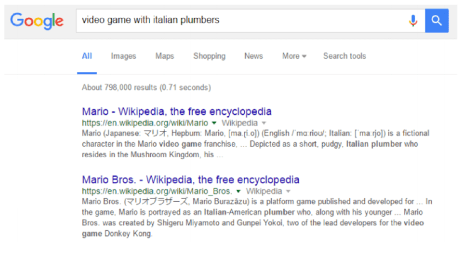 video game with italian plumbers