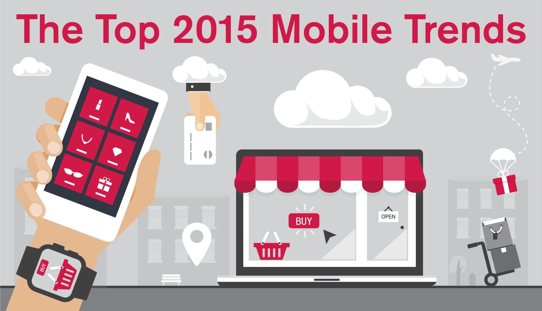5 зарубежных трендов в мобильном маркетинге