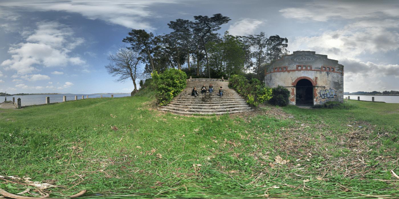 Explora la tumba de Ramsés con el nuevo Facebook 360º Photos