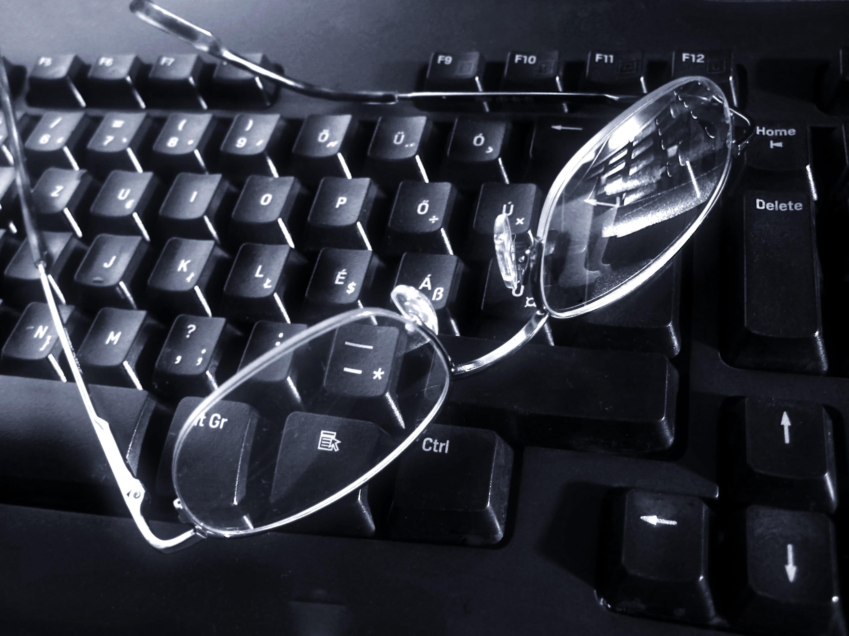 blogs blogs y mas blogs teclado lentes
