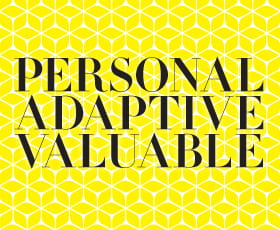 personal adaptive valuable