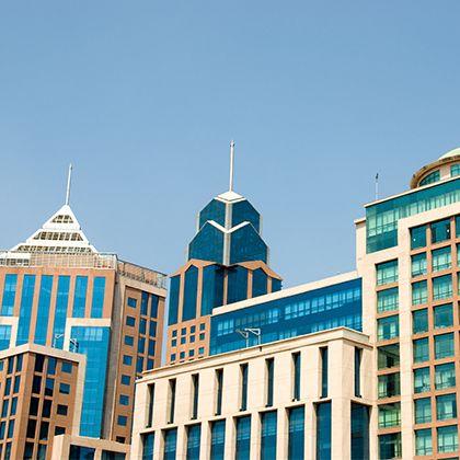 Bengaluru Skyline