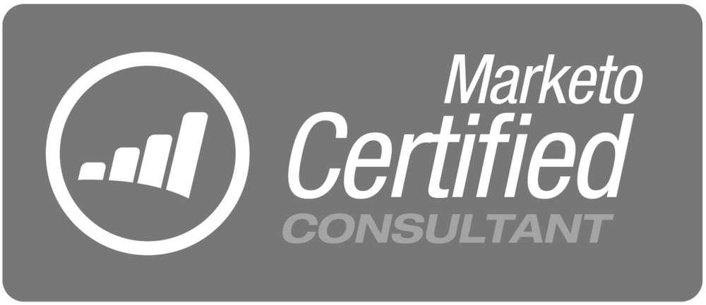 marketo certified consultant badge