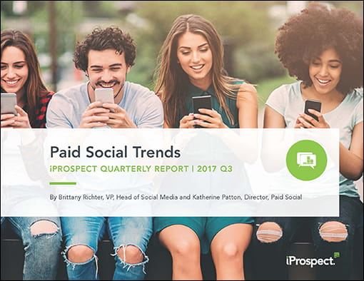image cover for paid social trends report