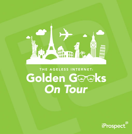 The Ageless Internet: Golden Geeks On Tour E-book