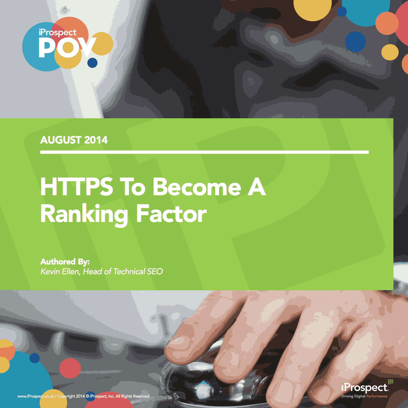 HTTPS to become a ranking factor
