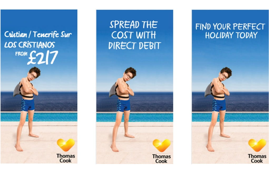 Thomas cook The Challenge